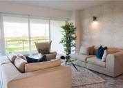 Axent by isola departamento en venta 2 recs 153 m2 sobre ave bonampak puerto cancun 2 dormitorios