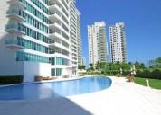 Hermoso departamento en renta o venta en isola cancun de 3 recamaras sin muebles 3 dormitorios