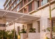 Lujoso departamento de 3 recamaras para estrenar en venta dentro de puerto cancun en 3 dormitorios