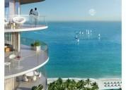 Harbour beach lujosas residencias de firma con prestigio mundial y vista al mar en novo 2 dormitorio