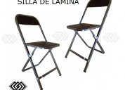 Silla palenquera lamina merida yu cuitlahuac steel