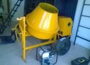 Venta y renta de revolvedora para concreto