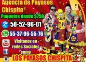 Regalos payasos show del.g.a.madero