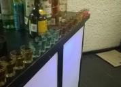 Barra de bebidas libre m&c todo incluido