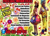 Ventriloquia payasos show del.milpa alta