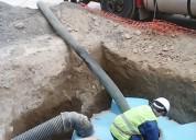 Desazolve de drenajes, video inspeccion y conserva