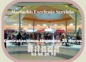 Mariachis a alcaldía alvaro obregón tel.53582672