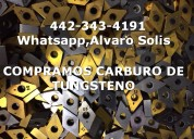 Compra venta de insertos de carbide en mexicali