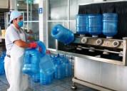 Remato planta de agua purificada, al 100%, 85 mil.