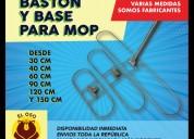 Base para mops metalicos
