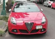 Alfa romeo giulietta 2014 36000 kms
