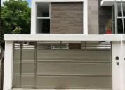 En renta casa nueva estilo minimalista en boca del rio 3 dormitorios 100 m2