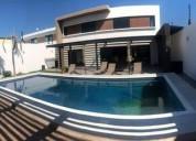 Amplia casa en renta en punta del este en ciudad del carmen 4 dormitorios 650 m2