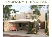 Casa en venta en privada simaruba en temozon al norte de merida 4 dormitorios 280 m2