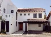 Casa en condominio en renta las misiones santa fe 3 dormitorios 315 m2