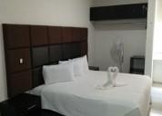 M c renta departamento nuevo en zona centro en aguascalientes 1 dormitorios 28 m2