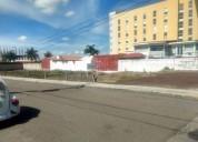 Terreno comercial con construccion en renta en salamanca gto 1450 m2