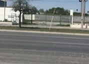 Renta terreno comercial en reynosa tamaulipas 4295 m2