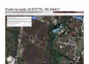 Terreno jiutepec centro 516 m2
