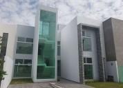 Se renta casa en parque guanajuato lomas de angelopolis 17 500 3 dormitorios 200 m2