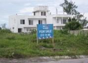 Terreno en venta villas del mar 714 m2