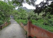 Hermoso terreno con escrituras en tepoztlan 3600 m2