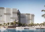 Preventa departamentos 1 recamara en marea elite residences 1 dormitorios 40707 m2