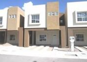 Casa en renta en fracc privado cerca de la cantera 3 dormitorios 126 m2