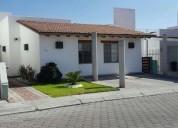 Preciosa casa de un piso en venta en el pueblito qro 3 dormitorios 235 m2