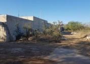 Oportunidad Terreno al Sureste de Merida 978 m² m2