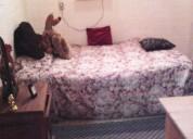 Depto rento habitacion  amueblada  col.roma dama