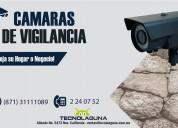 Alarmas y camaras vigilancia