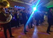 Banda sinaloense eventos jiutepec