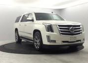 Cadillac escalade esv 2015 uso gerencia
