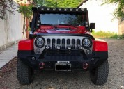 Jeep rubicon 2015 70000 kms