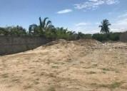 Vendo terrenos en barra vieja 816 m2