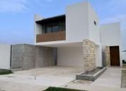 Casa en venta en merida privada arborea conkal entrega inmediata 3 dormitorios 416 m2