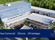 Centralia bussines park plaza locales bodegas y oficinas 40 m2