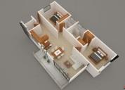 Torre gaviotas 2 dormitorios 85 m2
