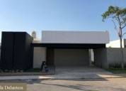 Casas de 1 planta en la privada chaactun modelo rioja preventa 3 dormitorios 398 m2