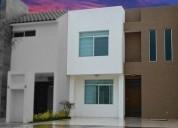 Venta de casa nueva modelo versalles en albazul residencial leon 3 dormitorios 120 m2
