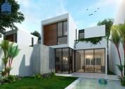 Hermosa residencia venta conkal norte de merida 3 dormitorios 201 m2