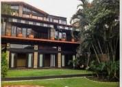 casa en venta en cuernavaca burgos 4 dormitorios 490 m2