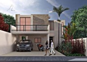 Residencia en conkal 68 modelo 205 3 dormitorios 340 m2