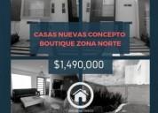 Casas nuevas concepto boutique zona norte 3 dormitorios 118 m2