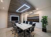 Centro de negocios oficinas todo incluido desde 6350 zona norte 10 m2