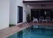 Hermosa casa de 1 sola planta piscina 3 recamaras 3 dormitorios 480 m2