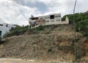 Terreno en venta la toscana zona carretera nacional monterrey 372 m2