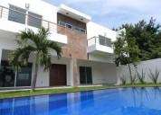 venta de casa sola en burgos temixco morelos clave 2606 4 dormitorios 390 m2
