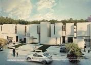 Residencias nuevas en venta en conkal 2 dormitorios 280 m2